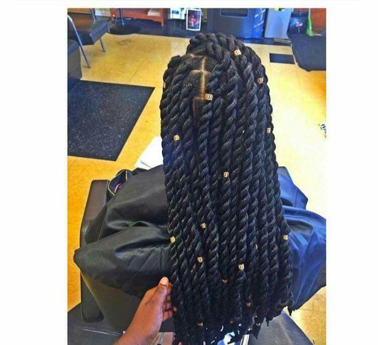 Jumbo Twist Hair Ideas Pinterest Hair Style