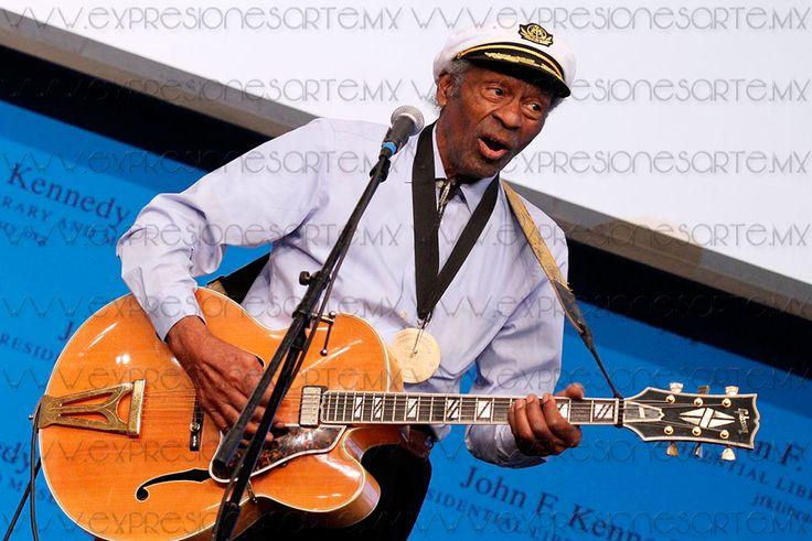 Chuck Berry dejó listo un albúm de estudio | ExpresionEs Arte Digital