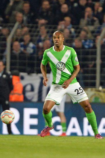 DFB Pokalfinale BVB-Wolfsburg / Naldo