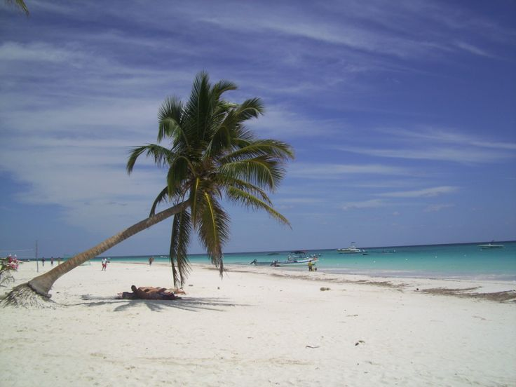 Playa Paraiso, Riviera Maya, México