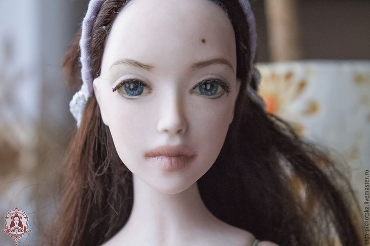 Купить Фарфоровая шарнирная кукла Ремедиос - фарфоровая кукла, БЖД кукла, шарнирная кукла, разноцветный