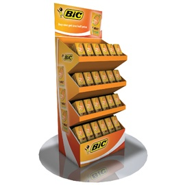 17 Best Images About Bic Point Of Sale On Pinterest