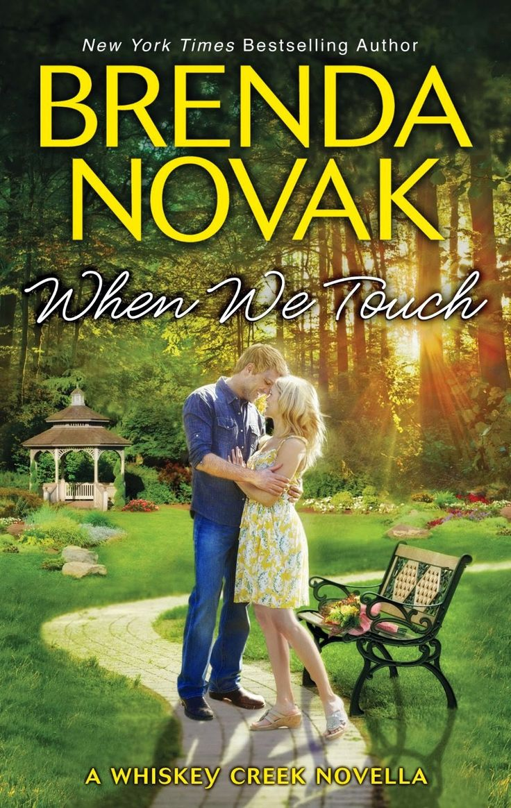 Renee Entress's Blog: [review] When We Touch By Brenda Novak Http: