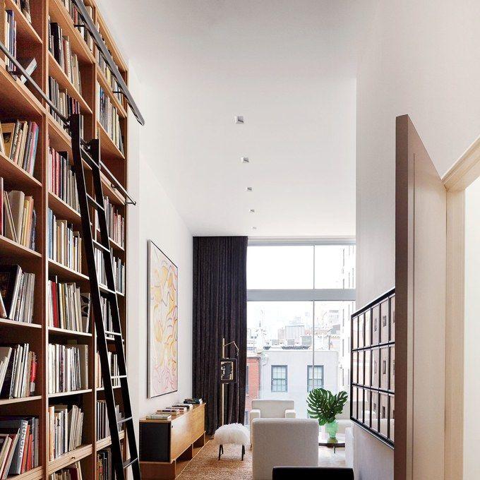 1127 best Home library • Studio images on Pinterest | Artist studios ...