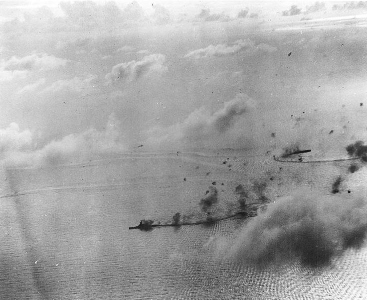 Labeled as a carrier vs carrier battle, the Battle of the Philippine Sea was crucial in abolishing the Imperial Japanese Navy's ability to…
