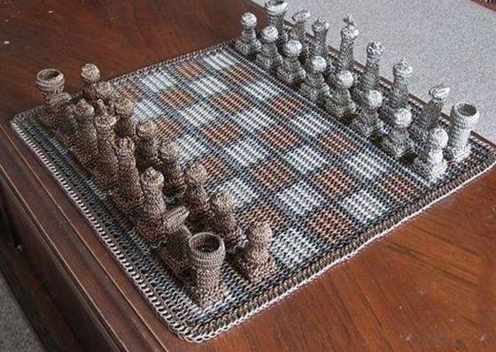 du willst schach spielen haekle eins