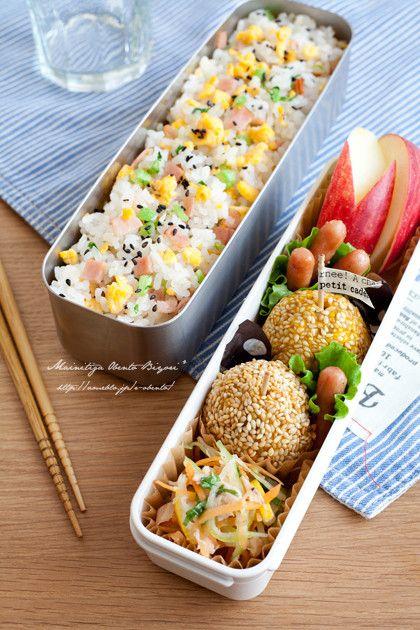 ☆Papa's Bento | あ る る mama オ フ ィ シ ャ ル ブ ロ グ 「Every day is a day of lunch boxing ♪」 Powered by Ameba -27