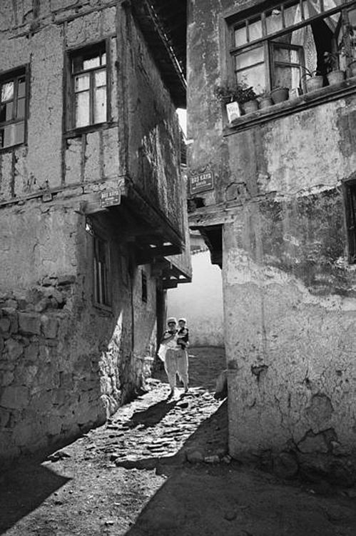 Ara Güler, Ankara Kaleiçi, 1969