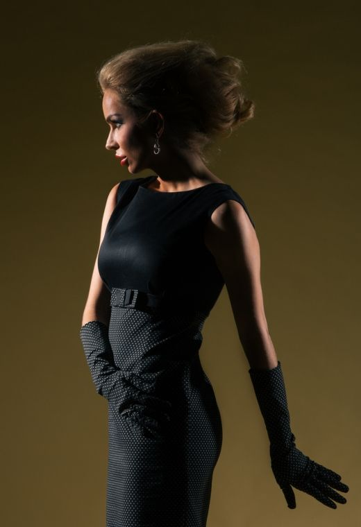 Little black dress  http://bit.ly/P56iNB