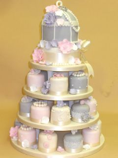 Buy Contemporary Wedding Cakes and Modern Wedding Cakes Online