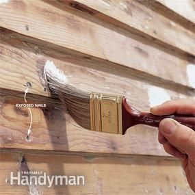 Painting Preparation Making Paint Last Prepare The