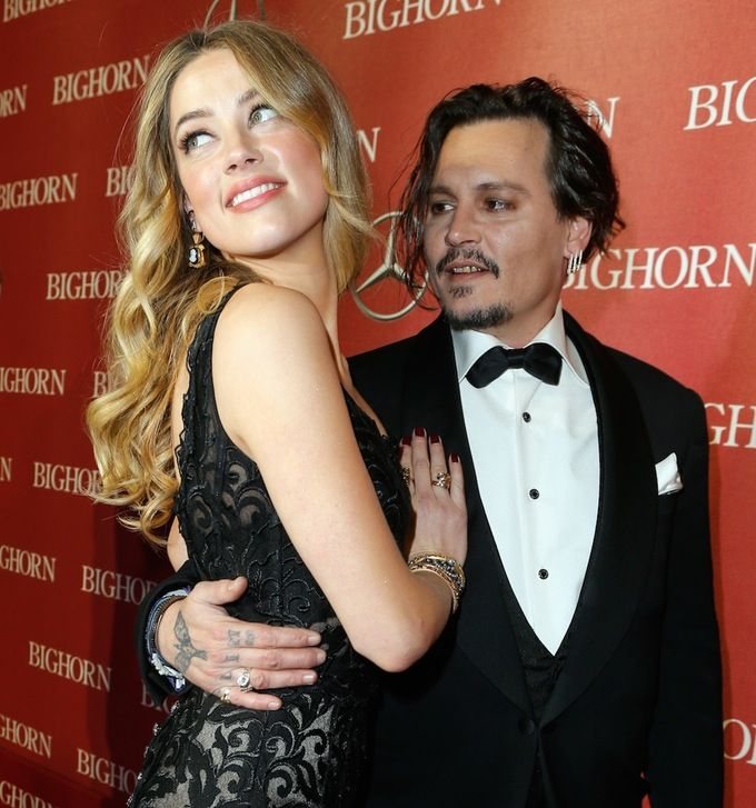 Is Amber Heard Pregnant With Her and Johnny Depp's First Child?