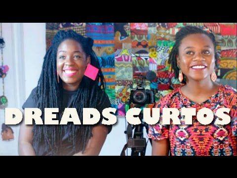 Dreads Curtos x Dreads Longos | Ana Paula Xongani - YouTube