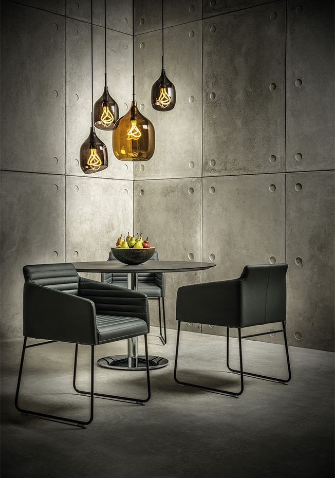 Zenith Interiors: Tommo Dining Chair