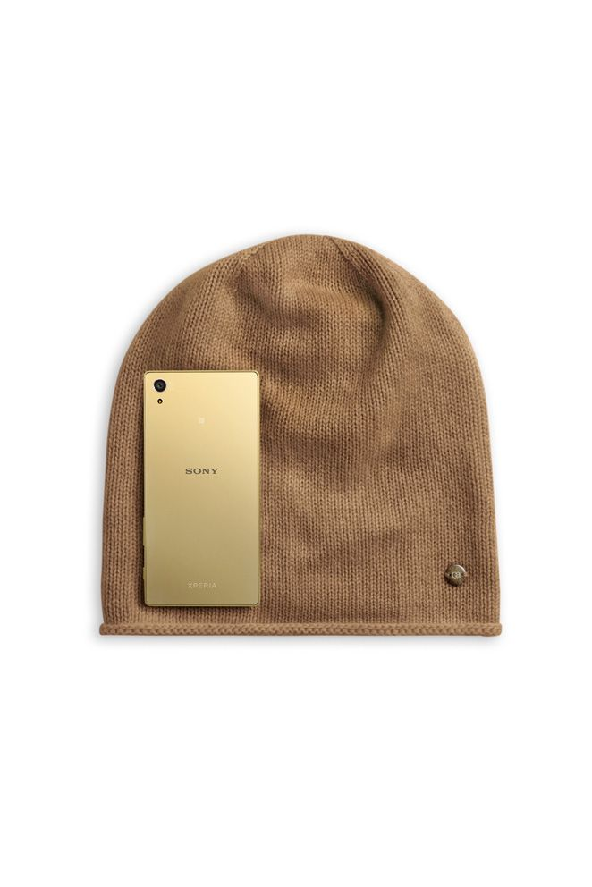 Xperia Z5_Casimier Beanie_Matt-Gold
