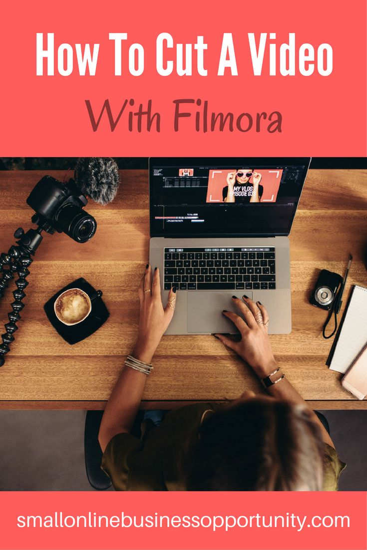 How to cut a video with Filmora – It's so EASY! Video editing used to be reserved just for the professionals, but now with technology moving forward there are loads of great programs to make it easy for anyone to edit a…