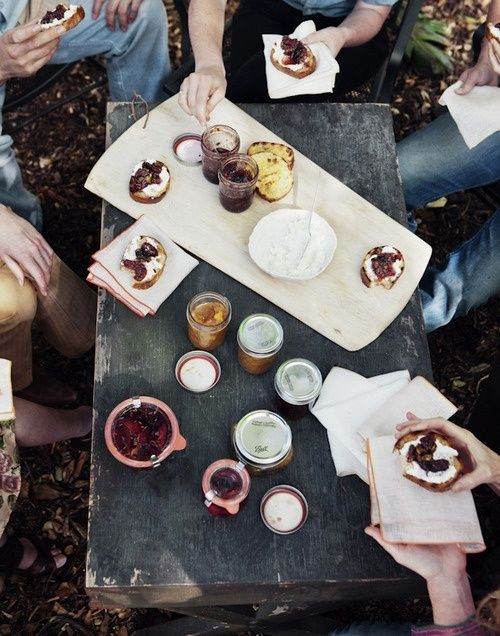 Likes / Dinner party in the wild on we heart it / visual bookmark #41747187: