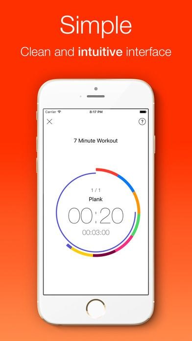 Intervals - Build Any Workout Plan & Hiit Interval Timer...: Intervals - Build Any Workout Plan & Hiit… #iphone #HealthampFitness #Medical