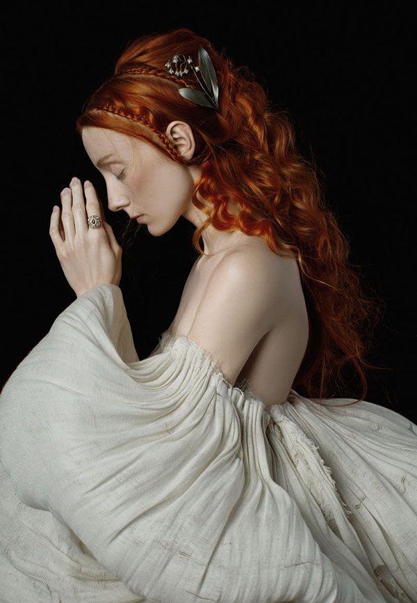Rococo Inspired ~ Ekaterina Belinskaya