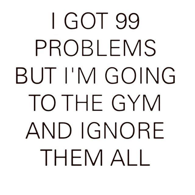 #gymlife