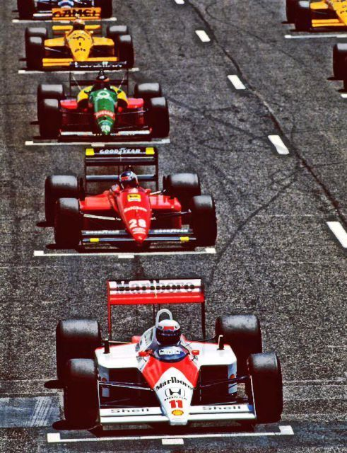 Image result for Paul Ricard 1988 F1