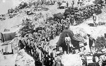 06.09.1915 Gelibolu Anzaklar