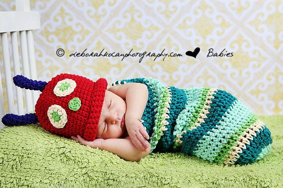 Hey, I found this really awesome Etsy listing at https://www.etsy.com/listing/184346445/newborn-caterpillar-cocoon-caterpillar