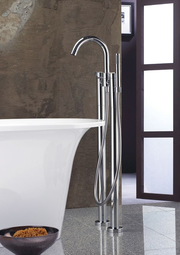 55 best The Modern Bath images on Pinterest   Bathroom, Bathroom ...