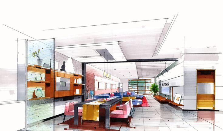 sketching interior design google suche sketches pinterest