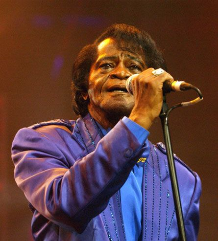 James Brown Wife Velma Warren | Oops!!