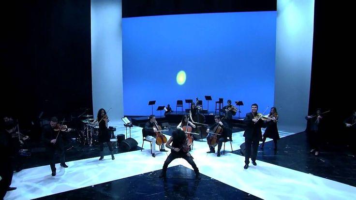 Ara Malikian DVD 15. Summer Vivaldi (Latin Grammys 2015)