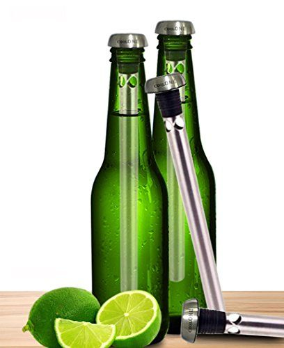 Beer Cooler - Put In Your Bottles & Drink Your Beverage Cold & Fresh - Unique Gifts For Men Graduation, 40Th & 50Th Birthday, Anniversary, Fathers Day, Retirement And Christmas- Great Outdoor Drinking Accessories Ideas - Grab Your Cool One Today!, 2015 Amazon Top Rated Beer Brewing #Kitchen