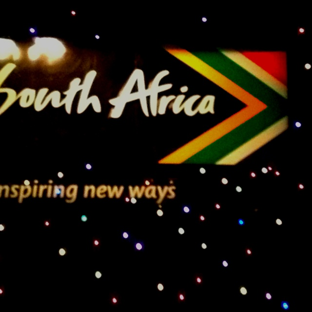 South Africa  New payoff line  Inspiring new ways