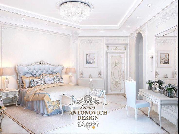 451 отметок «Нравится», 1 комментариев — 💚Элитный Дизайн Интерьера💚 (@antonovich.design.astana) в Instagram: «Дизайн комнаты для юной девушки;) для этого интерьера мы выбрали светлые воздушные тона!»