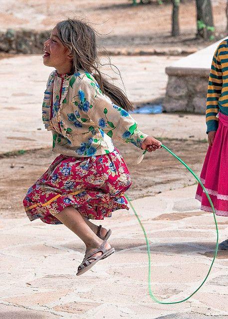 Niña Tarahumara, México