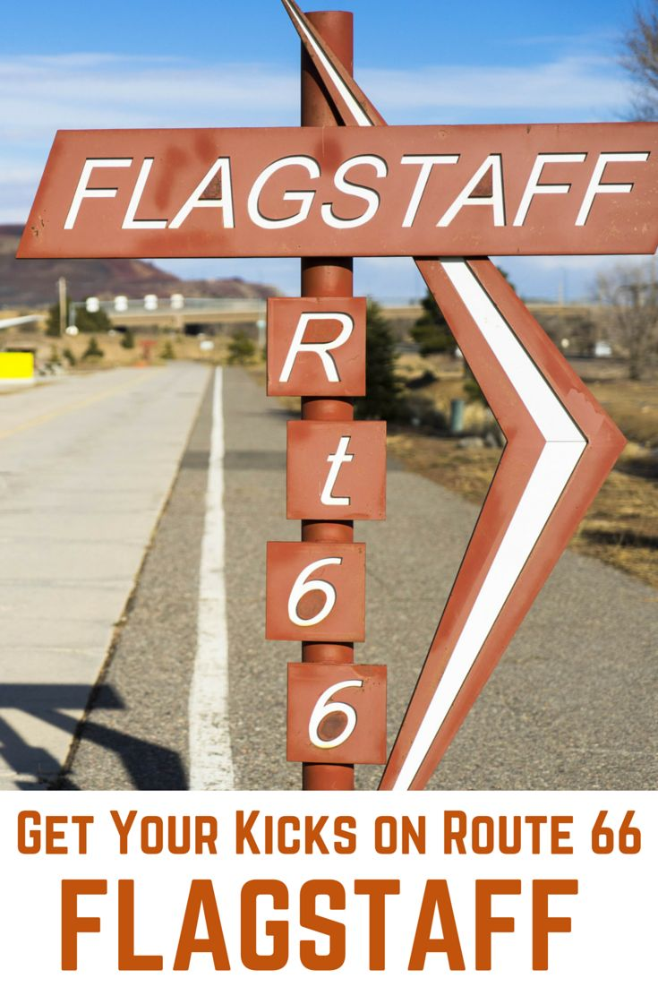 Travel the World: Things to do in Flagstaff, Arizona in one day on a Route 66 road trip. #Flagstaff #Arizona #travel