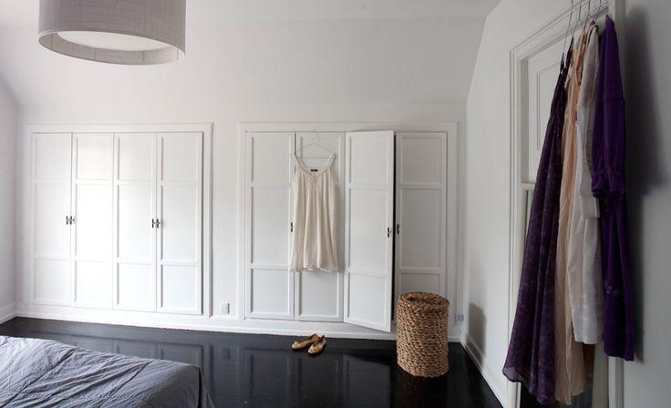 Pernille og Ole overtog Pernilles farmors hus og fik hjælp af en stylist til at forvandle det til en moderne oase