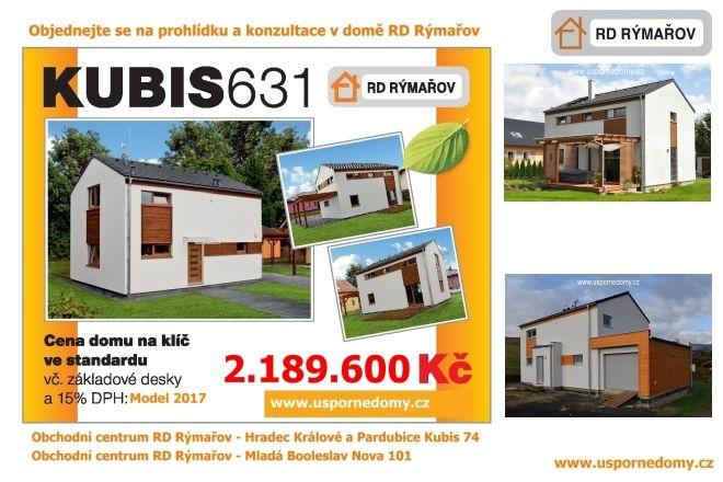 obchodní centrum rd Rýmařov, ukázkové domy, Mladá Boleslav, Hradec Králové, Pardubice, www.uspornedomy.cz,