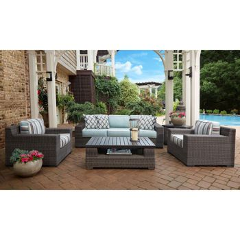 Patio Sets Antigua And Wicker On Pinterest