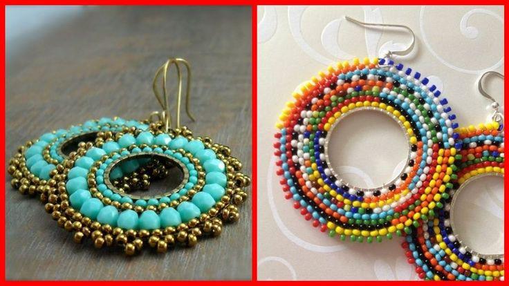 Latest Beaded Earrings/Jhumkay // Trendy Fashion for Girls