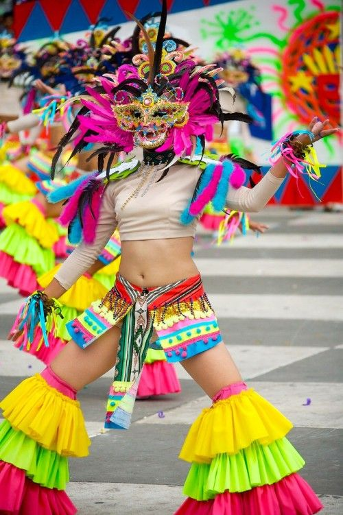 2nd Maskara Festival in Bacolod City, Negros Occidental