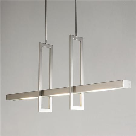 Modern Farmhouse Chandelier Rectangle