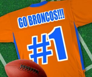 BRONCOS SCHEDULE, GAME DAY RECIPES, & FOOTBALL CRAFTS | Macaroni Kid