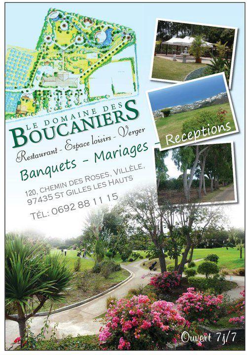 Domaine des Boucaniers - Restaurant thailandais, qui propose aussi l'organisation de banquets, mariages, réceptions diverses ...