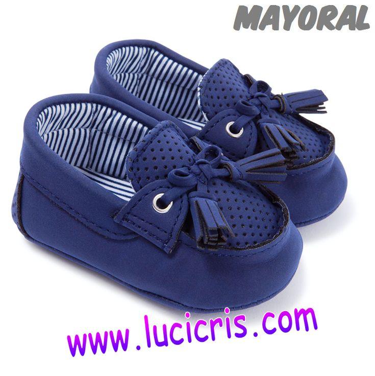 Zapatos azul marino Indigo para bebé ZwmtV