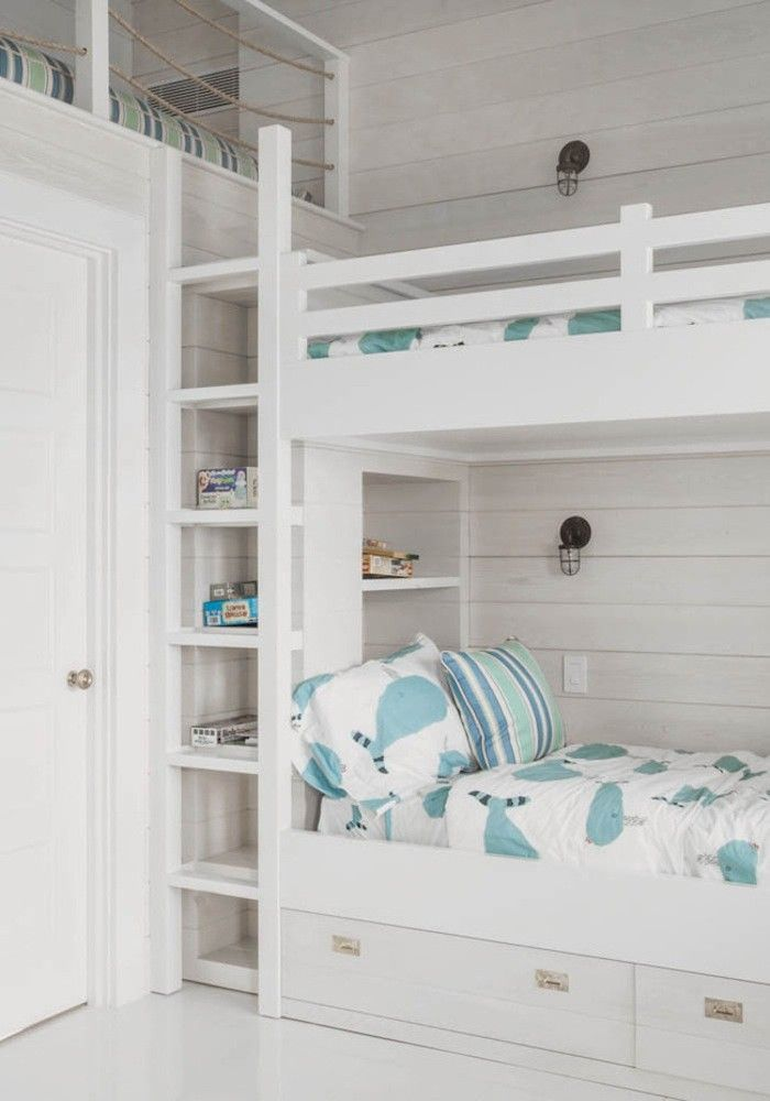 Chic bunk beds