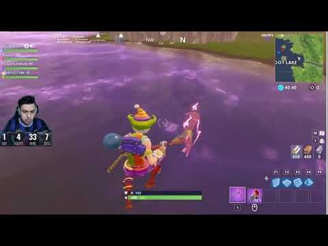 Fortnite And Chill 2 Days Until Season 6 Not A Trah Volcano
