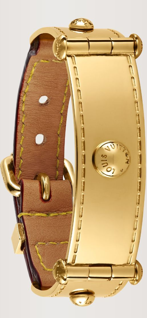 Louis Vuitton Lock-Me bracelet