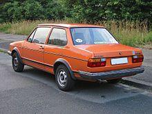 Volkswagen Jetta Mk1 (1979–1984) - Wikipedia, the free encyclopedia