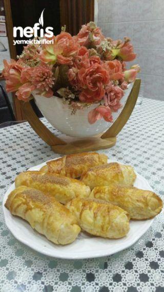 Çok Kabaran Patatesli Börek Puf Puf